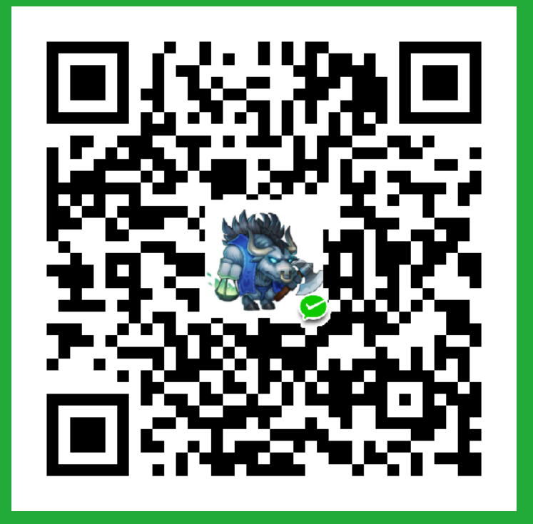 污力大熊 WeChat Pay